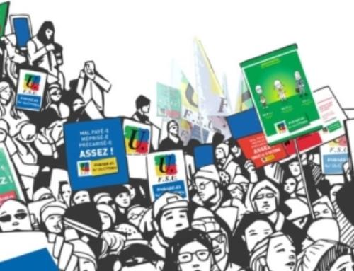 Pour le service public d'éducation, toutes et tous mobilisé.e.s le 26 janvier !
